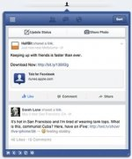 App for Facebook immagine 3 Thumbnail
