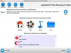 AppleXsoft Photo Recovery imagen 1 Thumbnail