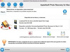 AppleXsoft Photo Recovery imagen 3 Thumbnail