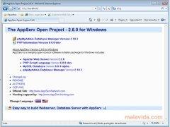 AppServ imagen 3 Thumbnail