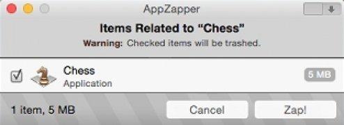 AppZapper imagen 2 Thumbnail