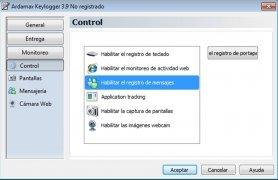 Ardamax Keylogger  4.1.2 Español imagen 3