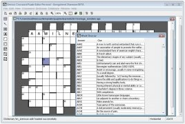 Arensus Crossword Puzzle Editor Изображение 2 Thumbnail