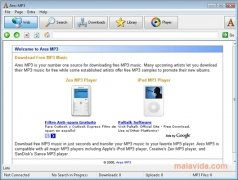 Ares MP3 bild 1 Thumbnail