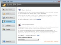 Argente Disk Cleaner immagine 2 Thumbnail