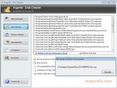 Argente Disk Cleaner immagine 3 Thumbnail