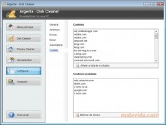 Argente Disk Cleaner immagine 6 Thumbnail