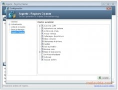 Argente Registry Cleaner immagine 3 Thumbnail