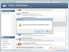 Argente StartUp Manager imagem 2 Thumbnail