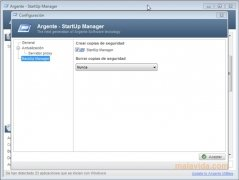 Argente StartUp Manager immagine 3 Thumbnail