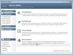 Argente Utilities  1.0.6.5 Español imagen 2