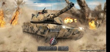 Armored Aces imagem 2 Thumbnail