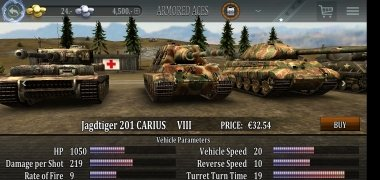 Armored Aces imagem 4 Thumbnail