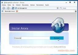 Arora image 1 Thumbnail