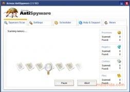 Arovax AntiSpyware imagen 3 Thumbnail
