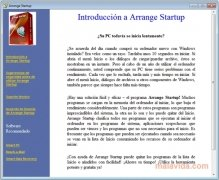 Arrange Startup image 3 Thumbnail