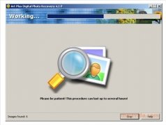Art Plus Digital Photo Recovery Изображение 2 Thumbnail