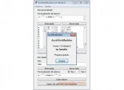 AsciiNickBuilder image 2 Thumbnail