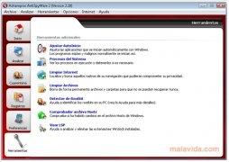 Ashampoo AntiSpyWare image 3 Thumbnail