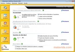 Ashampoo Antivirus bild 4 Thumbnail