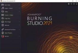 Ashampoo Burning Studio image 1 Thumbnail