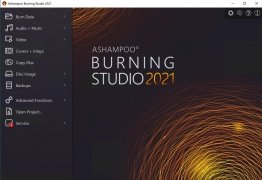 Ashampoo Burning Studio immagine 1 Thumbnail