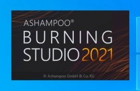 Ashampoo Burning Studio bild 2 Thumbnail