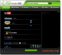 Ashampoo ClipFinder imagen 3 Thumbnail