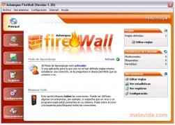 Ashampoo Firewall imagen 1 Thumbnail