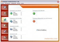 Ashampoo Firewall imagen 3 Thumbnail