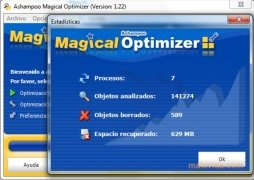 Ashampoo Magical Optimizer bild 4 Thumbnail
