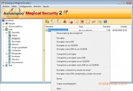Ashampoo Magical Security imagen 1 Thumbnail