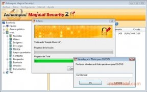 Ashampoo Magical Security imagen 2 Thumbnail