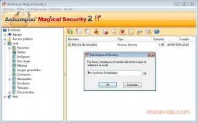 Ashampoo Magical Security imagem 3 Thumbnail
