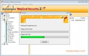 Ashampoo Magical Security imagen 4 Thumbnail