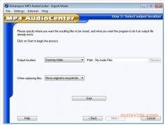 Ashampoo MP3 AudioCenter immagine 4 Thumbnail
