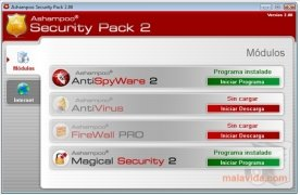 Ashampoo Security Pack immagine 1 Thumbnail