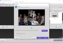 Ashampoo Slideshow Studio 2019 imagem 6 Thumbnail