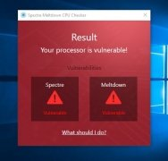 Ashampoo Spectre Meltdown CPU Checker Изображение 3 Thumbnail