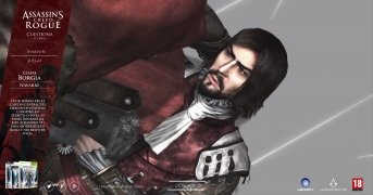 Assassin's Creed Rogue imagen 8 Thumbnail