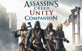 Assassin's Creed Unity Companion Изображение 1 Thumbnail