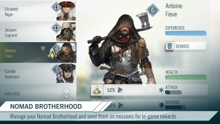 Assassin's Creed Unity Companion Изображение 3 Thumbnail