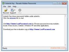 Asterisk Key Изображение 2 Thumbnail