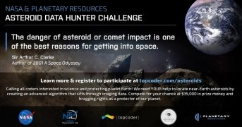 Asteroid Data Hunter imagen 2 Thumbnail