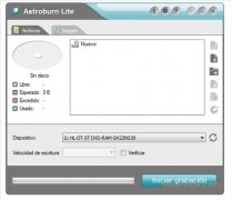 Astroburn  1.8.0.0182 Lite Español imagen 1