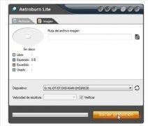 Astroburn  1.8.0.0182 Lite Español imagen 3