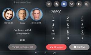 ASUS Calling Screen Изображение 6 Thumbnail