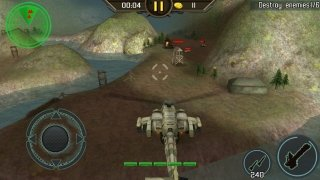 Ataque de helicóptero 3D imagem 3 Thumbnail