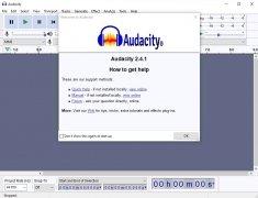 Audacity imagen 2 Thumbnail