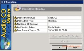 Audio CD Maker immagine 3 Thumbnail